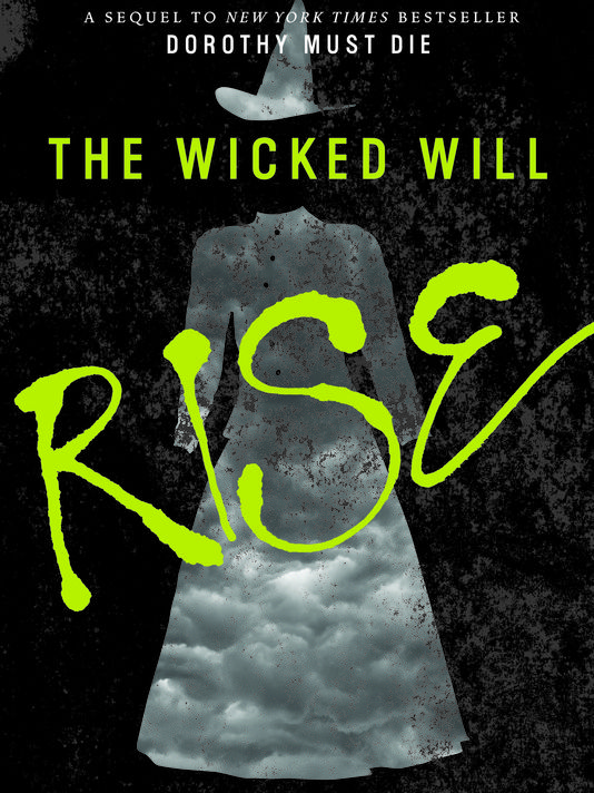 DMD (2) - The Wicked Will Rise